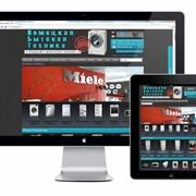 Створення та дизайн Інтернет магазину фото