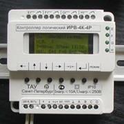 Контроллер логический ИР-4А-4Р фото