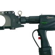"""Аккумуляторный гидравлический резак """"SAS6-85"""" кабеля и стальных тросов ф 85 мм Haupa фото"""