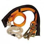 Пояс предохранительный ПП 1В безлямочный, канат, арт. 2511 фото