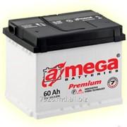 Аккумулятор Amega Ultra Premium 60 Ah фото