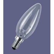 Лампа накаливания OSRAM CLAS B CL 25W 230V фото