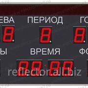 Электронное спортивное табло Электроника 7 017 фото