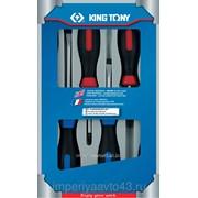Набор отверток в коробке, 6 предметов KING TONY 31216MR