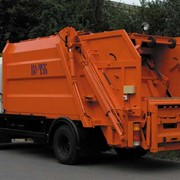 Вывоз бытового мусора фото