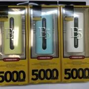 Аккумулятор портативный Remax E5 5000mAh фото