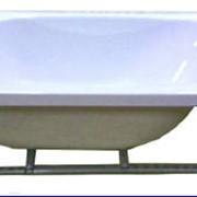 Ванна акриловая «Primo» L — 1700х700 мм с каркасом фото