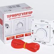 Терморегуляторы встраиваемые CALEO 420 с адаптерами фото