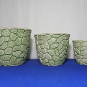 Цветочные горшки керамические фото