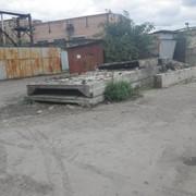 Плиты перекрытия, бетонная колонна фото