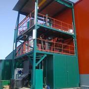 Комплекс EcoMachine AMR-100 для переработки муниципальных твёрдых бытовых отходов фото