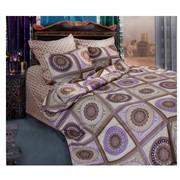 Комплект постельного белья Сова и Жаворонок Бухара фото