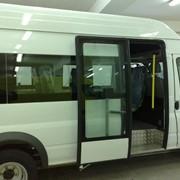Двери автоматические для микроавтобусов фото