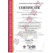Система добровольной сертификации MSA Certification: проведение сертификации на соответствие требованиям стандартов ISO 9001:2008, ISO 14001:2004, OHSAS 18001:2007, ISO 22000 фото