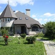 Строительство загородных домов, Строительство Коттеджей в Киевской области фото