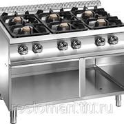 Плита газовая Apach Chef Line GLRRG129OS фото