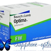 Контактные линзы Optima FW фото