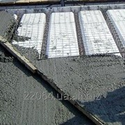 Блоки перекрытия из пенопласта фото