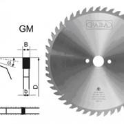 Пила дисковая FABA для продольного распила натурального дерева фото