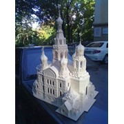 Макет Храма Спаса-на-Крови фото