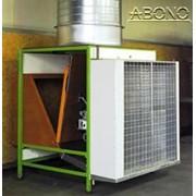 Воздухосмешивающая установка для овощехранилища фото