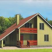 Проект дома РП-41 (152.9кв.м.) фото