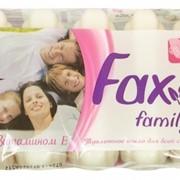 Мыло в экономичной упаковке FAX FAMILY 60гр х 5шт (Турция) 0082 фото