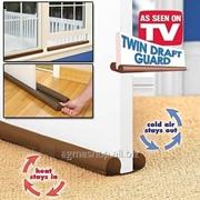 """Защита от пыли, сквозняка и насекомых """"Преграда"""" (Twin Draft Guard) фото"""