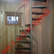 Лестницы винтовые фото