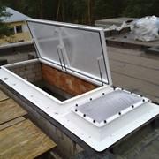 Люки для выхода на крышу OUTLUX фото