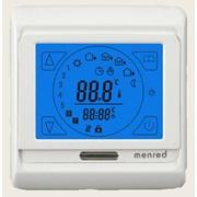 Терморегуляторы для тёплого пола MENRED Сенсорный термостат menred RTC89.42 фото