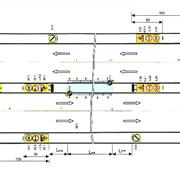 Разработка проектов по организации дорожного движения на период прокладки инженерных сетей (с частичным перекрытием проезжей части). фото