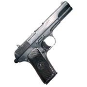 Пистолет газовый травматического действия Лидер фото