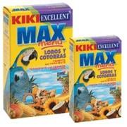 Корм Kiki Max Menu для крупных и средних попугаев 30506 0.4kg фото
