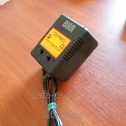 Терморегулятор цифровой ЦТР-2 розеточный 10А (-55...+125) фото