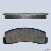 Колодка дискового тормоза 2121-3501090 фото