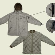 Куртки утепленные фото