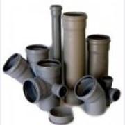 Труба полипропиленовая канализационная д50-д110 фото