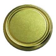 Крышка Твист 1-63 золото фото