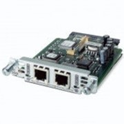 Модуль VIC3-2FXS/DID Cisco Two-Port Voice Interface Card- FXS and DID фото