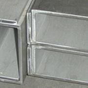 Швеллер оцинкованный 180x70x5,1 3СП ГОСТ 8240-97 фото