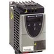 Преобразователь частоты Schneider Electric atv12 0.18квт 120в 1ф фото