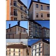 строительство частного дома в Севастополе фото