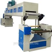 Линия для производства скотча, нанесение печати и бобинорезка DMT500-6000 50м фото