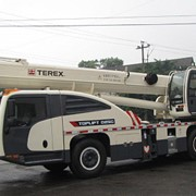 Автокран Terex Toplift 025G фото