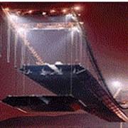 Аренда башенных кранов, мачтовых платформ фото