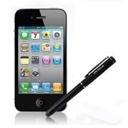 Емкостной стилус Zenus Touch pen 2 (черный/серый) фото