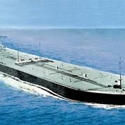 Нефтеналивной танкер 'Крым' и 'Победа' фото