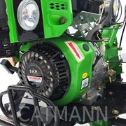 Мотоблок CATMANN G-1000-16 ECO-line (HONDA GX-420) фото