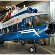 Ремонт вертолета марки МИ-8 фото